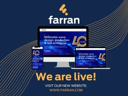 Farran Launches New Website and Corporate Re-Branding